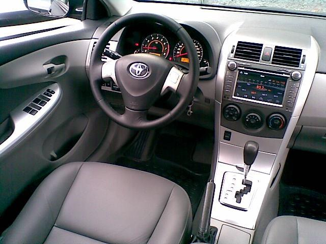 Toyota Corolla 1.8 gli automático - Foto 7