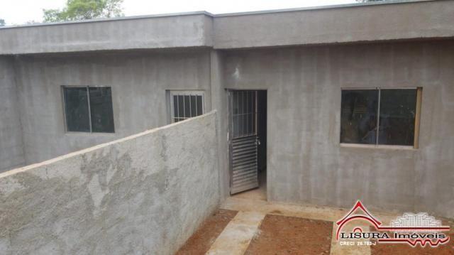 Casa nova veraneio ijal jacareí sp aceita carro, estua parcelar direto - Foto 9