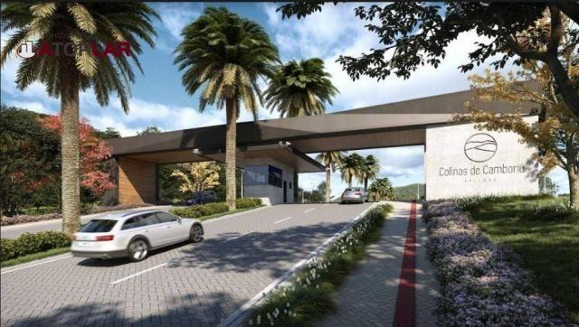 Terreno à venda, 473 m² por r$ 634.862 - várzea do ranchinho - camboriú/sc - Foto 13