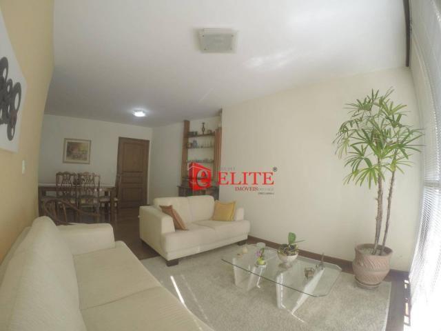 Apartamento com 3 dormitórios à venda, 105 m² por r$ 560.000,00 - jardim aquarius - são jo