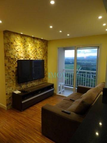 Apartamento com 2 dormitórios à venda, 63 m² por r$ 320.000 - vila industrial - Foto 3