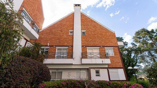 Apartamento à venda com 3 dormitórios em Capivari, Campos do jordão cod:55823 - Foto 8