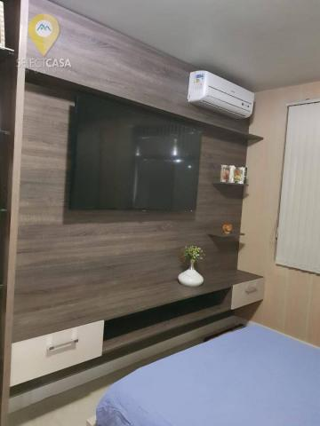 Excelente apartamento em bairro de fátima/jardim camburi 3 quartos - Foto 11