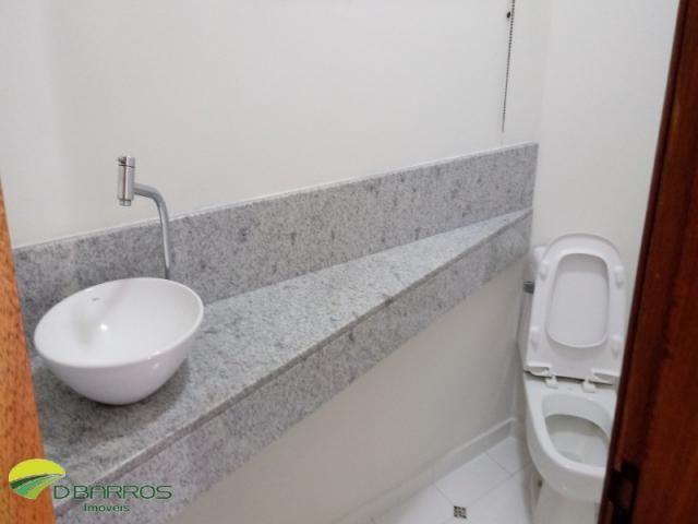 Campos do conde i - tremembé - 3 dorms - 1 suite - closet - 3 salas - 3 banheiros - 4 vaga - Foto 12