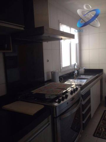 Apartamento com 3 dormitórios à venda, 110 m² - vila ema - são josé dos campos/sp - Foto 7