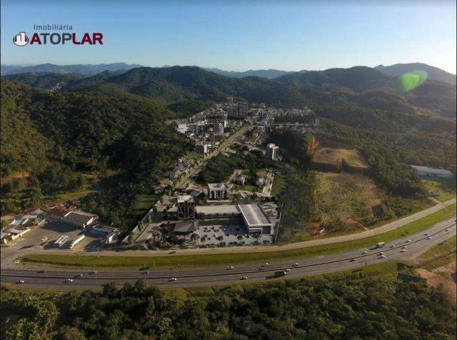 Terreno à venda, 465 m² por r$ 579.461 - várzea do ranchinho - camboriú/sc - Foto 4