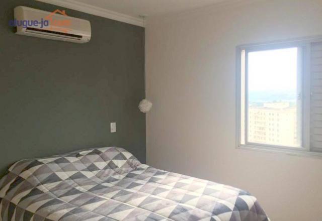 Apartamento com 3 dormitórios à venda, 120 m² por r$ 450.000 - vila adyana - são josé dos  - Foto 5