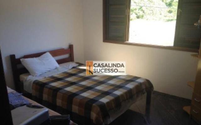 Casa 200m² 3 suítes 4 vagas próx. à rodovia governador mario covas - ca6120 - Foto 3