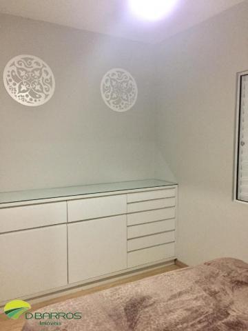 Apartamento taubate- vl s geraldo - 3 dorms - 1 suite - 2 salas - 2 banheiros - sacada - 1 - Foto 12
