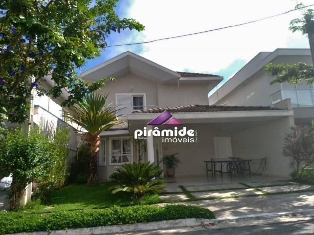 Casa com 3 dormitórios à venda, 220 m² por r$ 950.000,00 - urbanova - são josé dos campos/