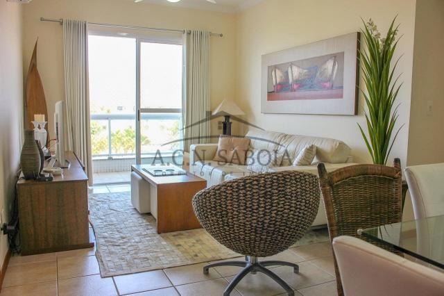 Apartamento à venda com 3 dormitórios em Praia das toninhas, Ubatuba cod:AP00457 - Foto 4