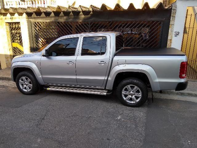 Amarok 2014 Trendline 4x4 CD Diesel Automatica - Foto 7