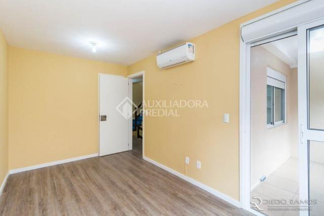 Casa de condomínio para alugar com 3 dormitórios em Pedra redonda, Porto alegre cod:301057 - Foto 18
