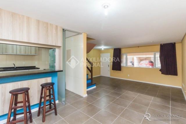 Casa de condomínio para alugar com 3 dormitórios em Pedra redonda, Porto alegre cod:301057 - Foto 4