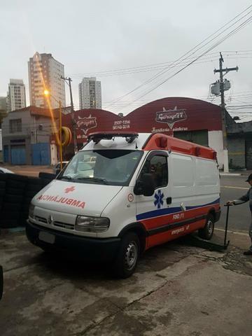 Master ambulancia 2007 UTI - Foto 7