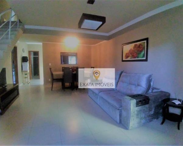 Casa duplex 03 quartos (não geminada) condomínio/amplo quintal, Marilea/Rio das Ostras. - Foto 5
