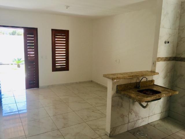 Documentação gratis; 2 quartos ,2 banheiros , 2 vagas de garagem fino acabamento - Foto 8