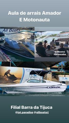 Jet Ski, Motonauta é na All Boats Barra da tijuca