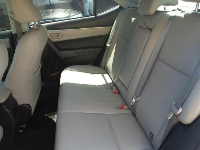 Corolla gli 1.8 automático 2016 completo - Foto 11