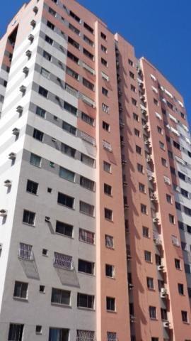 Apartamento à venda, 3 quartos, 1 vaga, joquei clube - fortaleza/ce