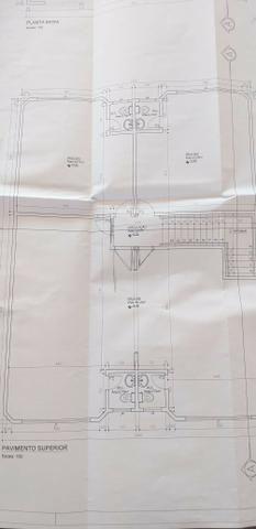 Prédio comercial vicinal inacabado na Av. LO 08 144M² (12x12) - Foto 7