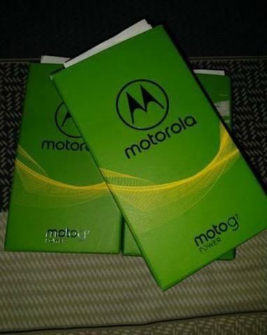 Motorola G7 Power 64gb ( pego aparelho maior menor valor )
