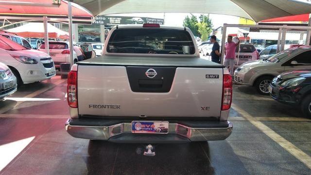 Nissan Frontier XE 4x2 2.5 16V (cab. dupla) - Foto 4