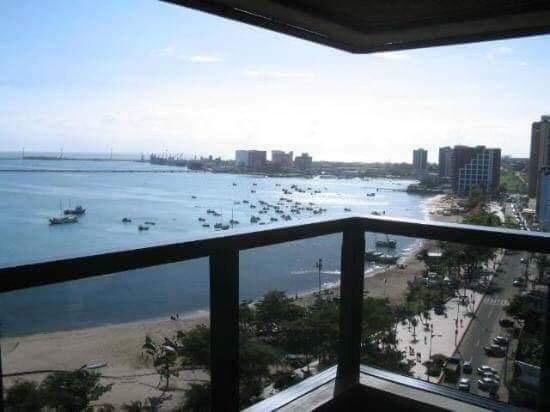 Flat na beira mar por 310 mil reais