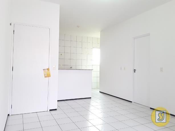 Apartamento para alugar com 2 dormitórios em Curio, Fortaleza cod:50078 - Foto 5
