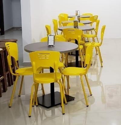 Mesas e cadeiras refeitórios - Foto 4
