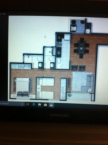 Apartamento sexto andar, 2 sacadas, Boa Vista.!