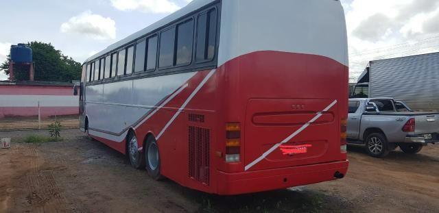 Vendo ônibus mercedez o400truk - Foto 3