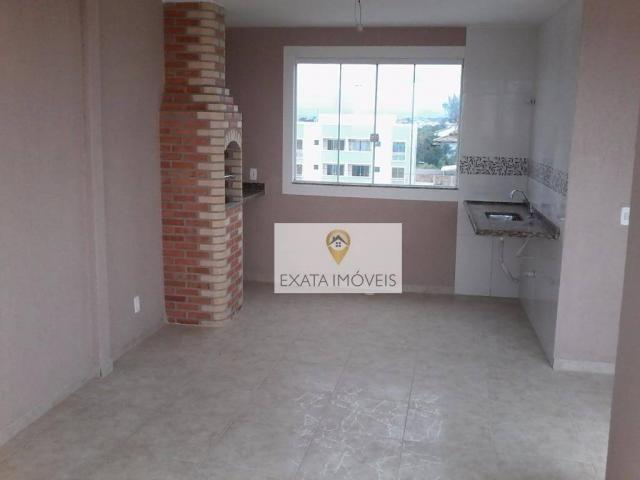 Coberturas duplex 03 quartos/varanda gourmet, Enseada das Gaivotas/ Rio das Ostras. - Foto 5