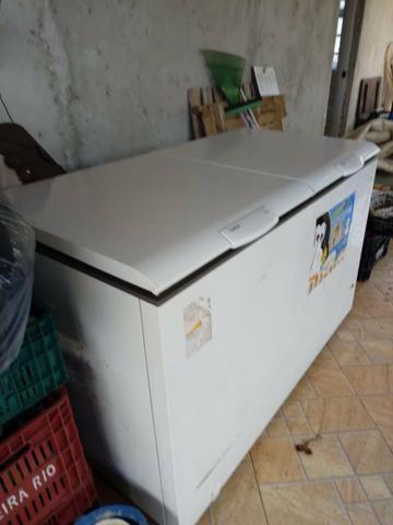 Freezer, balcão refrigerado e expositor de frutas - Foto 6