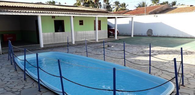 Aluga-se casa pra fim de semana na barra dos coqueiros 500reais - Foto 3
