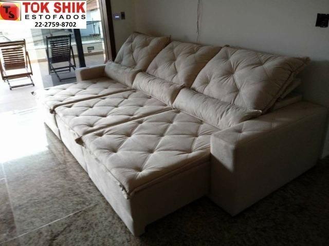 Tok Shik Estofados, sofa, poltrona, cadeira decorativa, divã, cama box, colchões ortobom