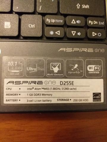 Netbook Acer - Foto 3