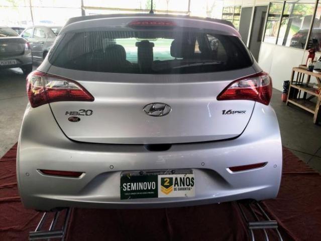 Hyundai HB20  1.6 Premium FLEX MANUAL - Foto 4