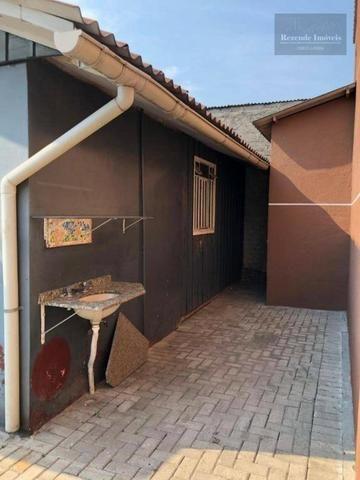 LF-BA0016 Excelente Barracão com Casa para alugar, 238 m² por R$ 3.000/mês - Foto 13