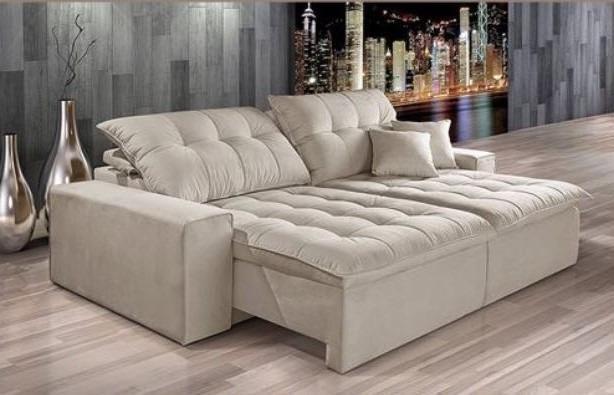 Tok Shik Estofados, sofa, poltrona, cadeira decorativa, divã, cama box, colchões ortobom - Foto 2