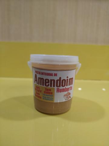 Pasta de amendoim caseira fit