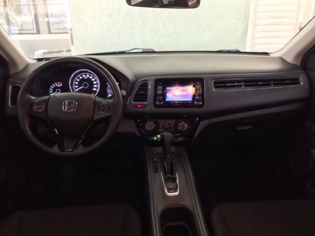 Honda hr-v 2016 1.8 16v flex ex 4p automÁtico - Foto 9