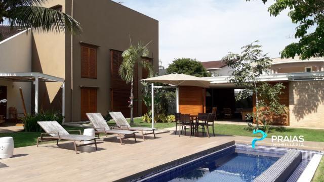 Casa à venda com 5 dormitórios em Jardim acapulco, Guarujá cod:58476 - Foto 2