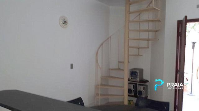 Casa de vila à venda com 2 dormitórios em Enseada, Guarujá cod:77099 - Foto 2