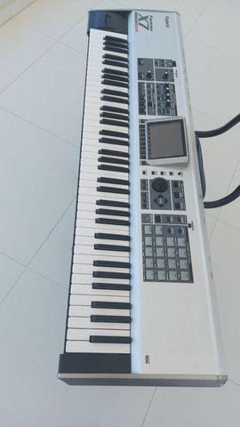 Fantom X7 76 Teclas - Foto 3