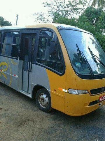 Micro ônibus 9-150 VW mpolo sênior gvo super novo e muito bem conservado .