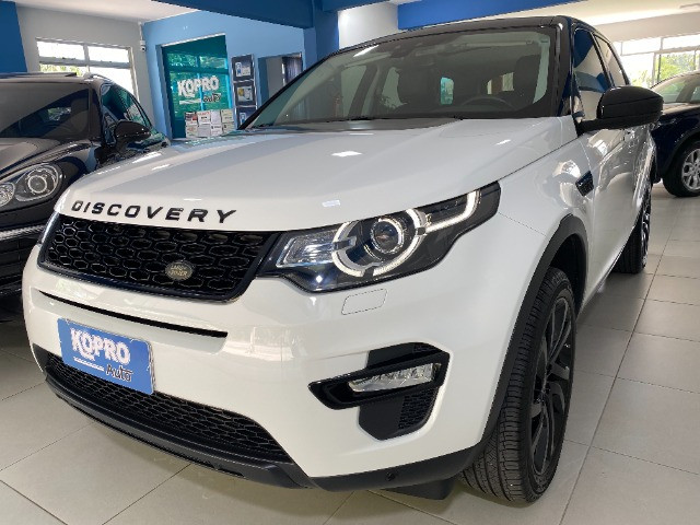 Land Rover Discovery Sport Hse Si4 2016 - Foto 3