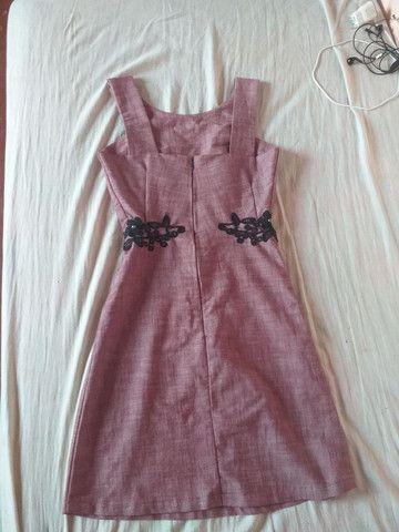 Vendo vestido lindo - Foto 2