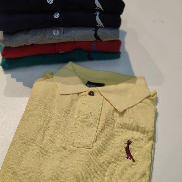 Camisas Polo reserva,tommy e lacos - Foto 3