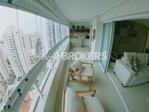 Apartamento Alto Padrão à venda no Jardim Goiás em Goiânia. - Foto 3